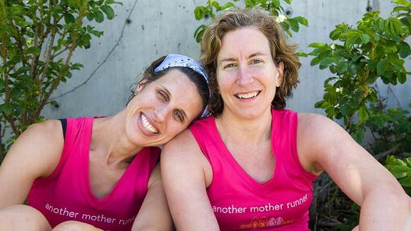 An Interview with Another Mother Runner Icons, Dimity and